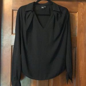 Black Blouse from ASOS